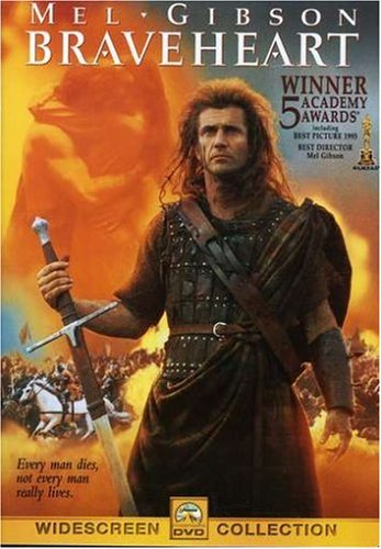 Image result for braveheart dvd cover