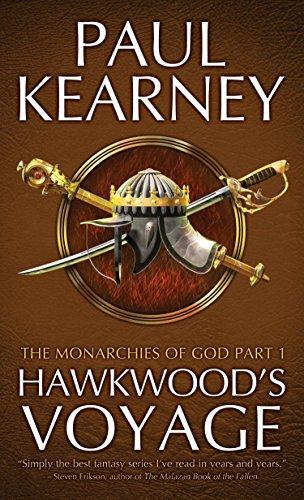 D.o.w.n.l.o.a.d Hawkwood's Voyage (The Monarchies of God Book 1) [K.I.N.D.L.E]