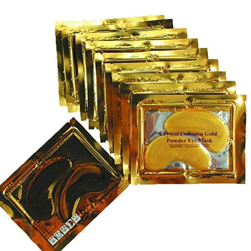 Crystal Collagen Gold Powder Eye Mask - 9