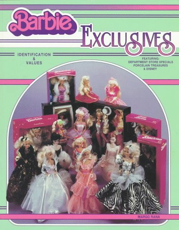 Barbie Exclusives: Identification & Values Featuring : Department Store Specials Porcelain Treasures & Disney (Bk. 1) from Brand: Collector Books