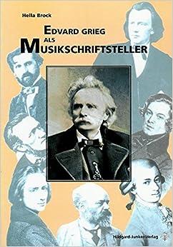 Edvard Grieg als Musikschriftsteller