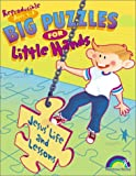 Big Puzzles for Little Hands, Carla Williams, 1885358792