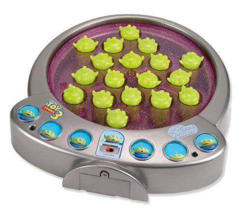 Toy Story 3 Alien Fishing Game