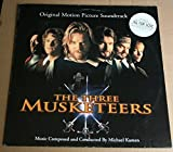 The Three Musketeers: Original Motion Picture Soundtrack Vinyl Record