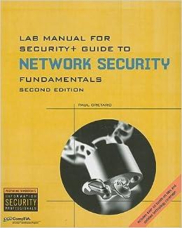*Lab Security Netwrk Secur 2