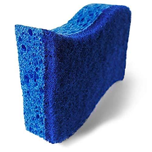 Scotch-Brite Non-scratch Scrub Sponge (Pack of 14) by Generic (Image #1)