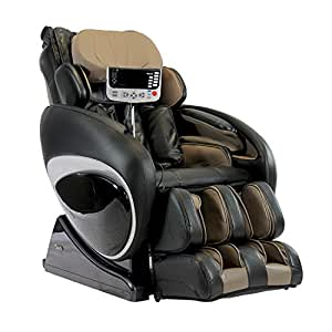 Osaki OS4000TA Model OS-4000T Zero Gravity Massage Chair, Black, Computer Body Scan, Zero Gravity Design, Unique Foot roller, Next Generation Air Massage Technology, Arm Air Massagers, Auto Recline and Leg Extension, Wireless Controller