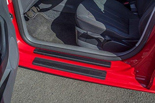 Seat Ateca Einsteigsleistenschutz Carbon 160 /µm stark