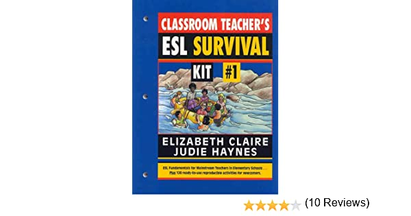 Amazon.com: Classroom Teacher's ESL Survival Kit #1 (9780131376137 ...