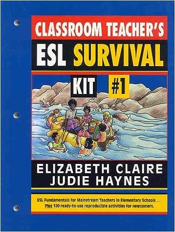 Amazon.com: Classroom Teacher's ESL Survival Kit #1 (9780131376137 ...