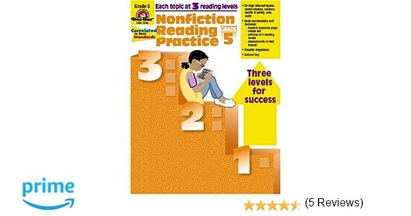 Amazon.com: Nonfiction Reading Practice, Grade 5 (9781557999443 ...