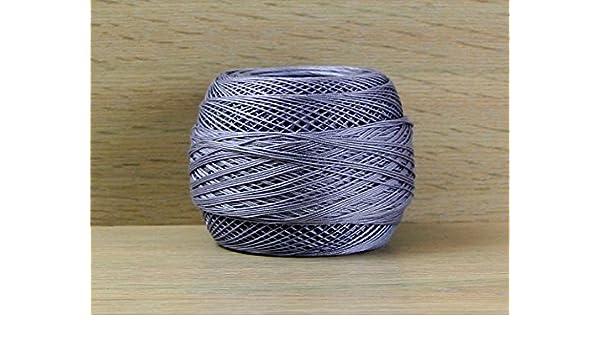 Amazoncom Dmc Cebelia Scottish Cotton Crochet Thread Size 30 318
