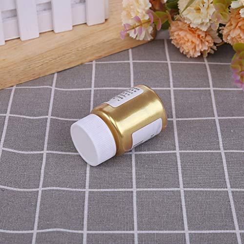 Buwei 15g Glitter Flash Comestible Polvo De Oro Decoracion De Alimentos Pastel Para Hornear Polvo De Bricolaje