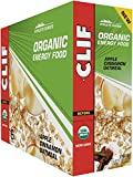 Clif Organic Energy Food Oatmeal Pouches - Apple Cinnamon Oatmeal - (6 Count)