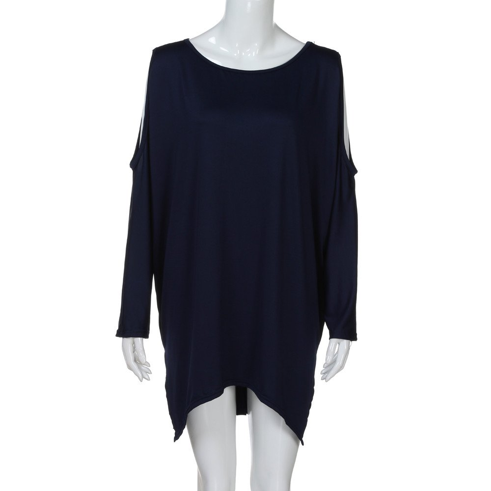 Btruely Herren_camisetas 2018 Mujer Casual Tops del Camisetas Blusas de Sueltas Manga 3/4 Batwing Camisas Casual Camisas Top T-Shirt Blouse: Amazon.es: Ropa ...