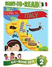 Living In . . . Ready-to-Read Value Pack: Living in . . . Italy; Living in . . . Brazil; Living in . . . Mexico; Living in . . . China; Living in . . . South Africa; Living in . . . India