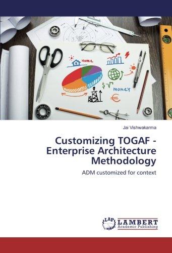 Customizing TOGAF - Enterprise Architecture Methodology: ADM customized for context