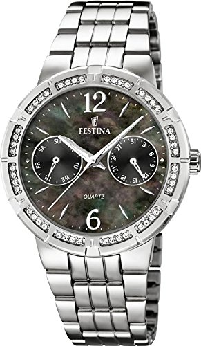 Festina Classic Ladies F16700/2 Wristwatch for women With crystals