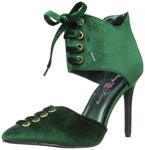 Loves Kenny Mince Damen Dress Emerald Pump Penny dgwAqn5Od
