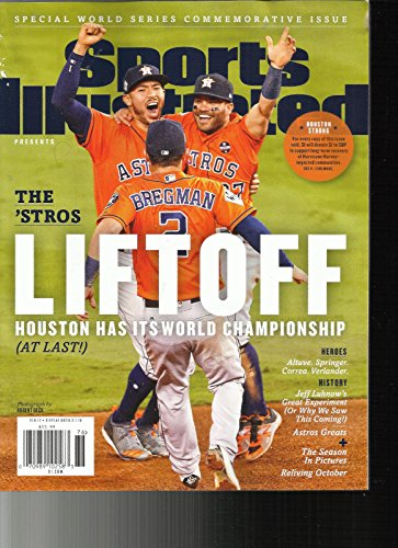 (SPORTS ILLUSTRATED MAGAZINE, SPECIAL WORLD SERIES COMMEMORATIVE ISSUE LIFT OFF)