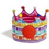 Micumacu Castillos Corona cumpleaños, Color Fucsia (Petit Estudi SCP CG0169)