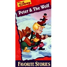 Peter & the Wolf Disney Favorite Stories