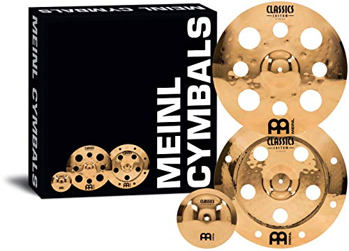 Meinl Cymbals Cymbal Set Box Effects Pack with 16
