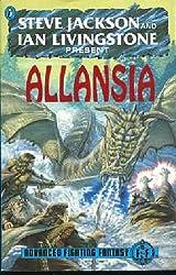 Allansia (Puffin Adventure Gamebooks)