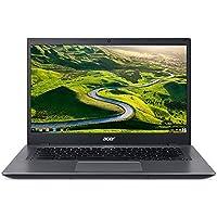 Acer 14-inch HD Chromebook for Work - Intel Celeron processor 3855U - 4GB Memory - 16GB eMMC Flash Memory - HDMI - Wifi - Bluetooth – Black