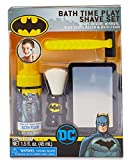 DC Comics Batman Boy's Bath Time Play Shave Set