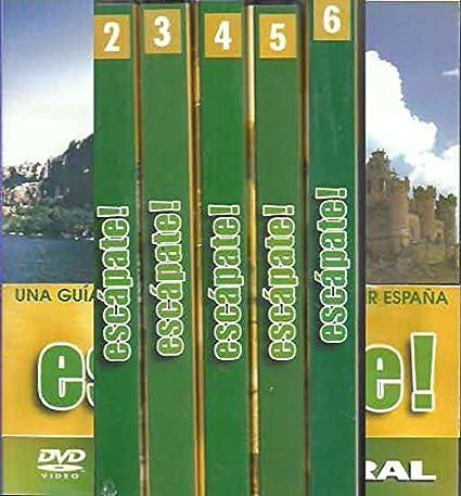 escapate! [DVD - Pack] (Turismo Rural)