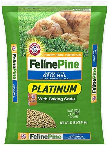 Feline Pine Platinum Litter Baking