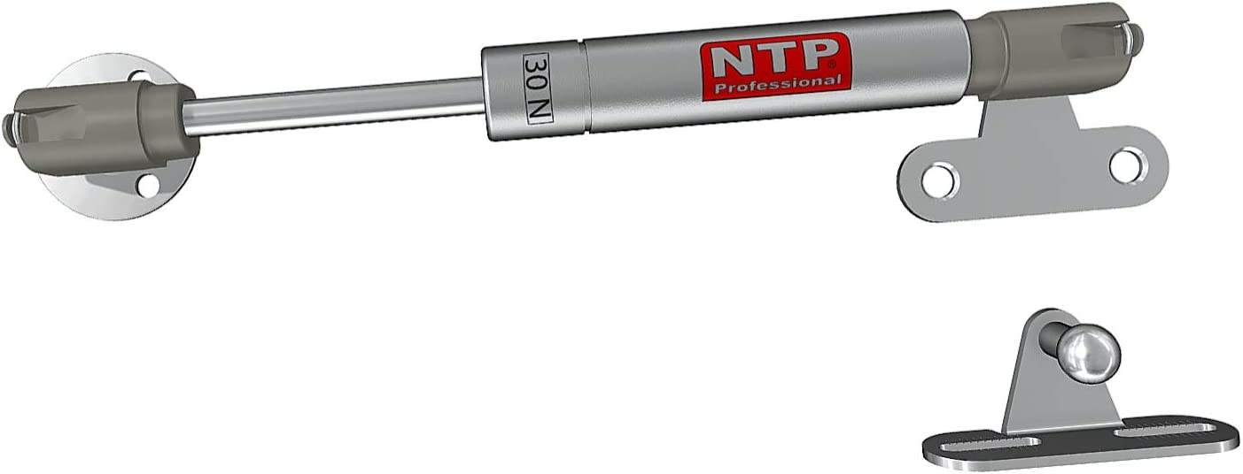 Pist/ón a gas Amortiguador Puertas Elevables Resorte de compresi/ón Versi/ón corta 60N