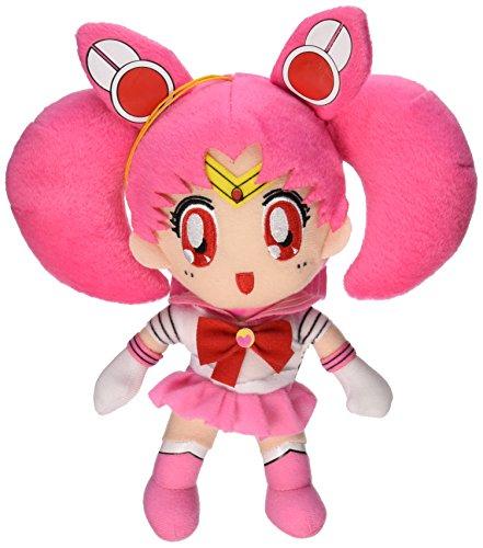 "Great Eastern GE-2009 Sailor Chibi Moon 8"" Plush Doll"