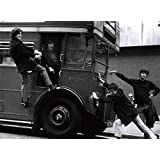 """THE KINKS 1964 ON LONDON BUS Poster Size 11.7"""" x 16.5""""- 297mm x 420mm"""