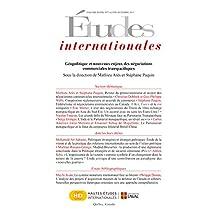 Volume 48 numéro 3-4 été-automne 2017: Géopolitique et nouveaux enjeux des négociations commerciales transpacifiques (French Edition)