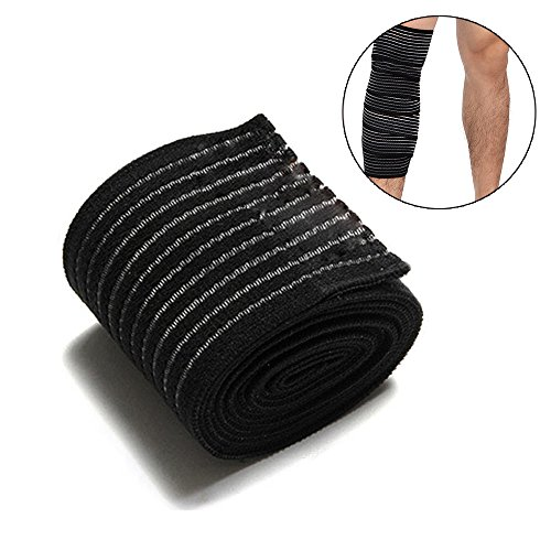 Male and female sports bandages,Knee Pad (double) is suitable for cross training, gym exercise - Pad Groin Female