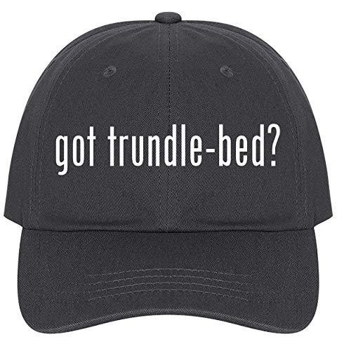 (The Town Butler got Trundle-Bed? - A Nice Comfortable Adjustable Dad Hat Cap, Dark Grey)