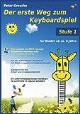 Der Erste Weg Zum Keyboardspiel, Peter Grosche, 3839120896
