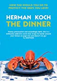 The Dinner by Herman Koch front cover