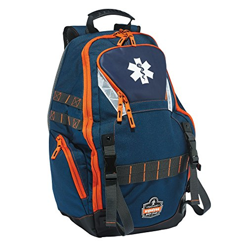 5. Arsenal 5244 First Responder Medical Supply Backpack for EMS, Police, Firefighters, and Others by Ergodyne
