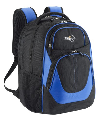 Lewis N. Clark Day Pack, Black/Multi, One Size