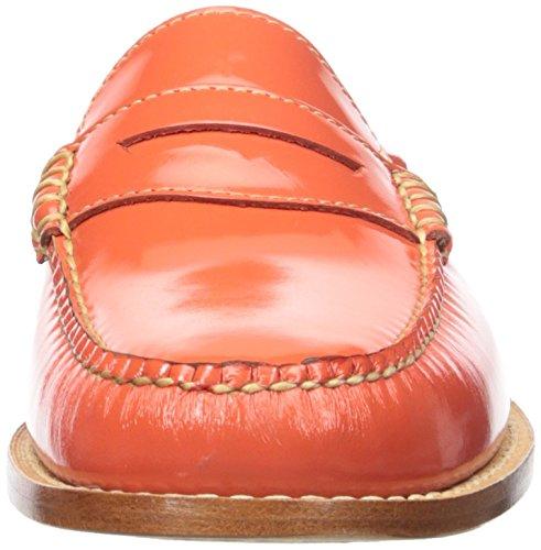 Bass Womens Wynn Leather Closed Toe Mules Poppy gRrs2rJ