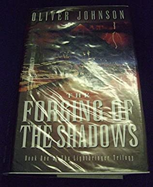 book cover of The Forging of the Shadows