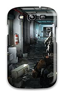 Paul Jason Evans's Shop New Style Snap-on Case Designed For Galaxy S3- The Division 8620503K22658187