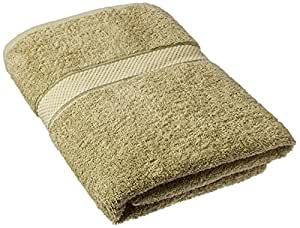 Utopia Towels Premium Cotton Bath Towels (4 Pack, Sage Green, 30 x 56 Inch) - Ringspun Cotton for Maximum Softness and Absorbency