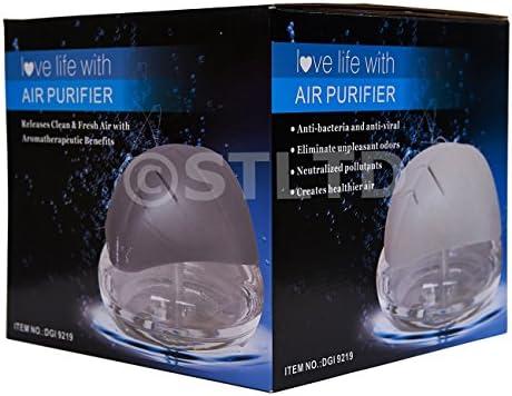 Purificador de aire con ionizador, iónico y viene con aromas x3 de ...