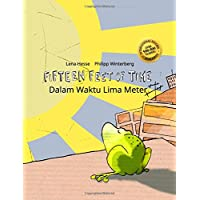 Fifteen Feet of Time/Dalam Waktu Lima Meter: Bilingual English-Indonesian Picture Book (Dual Language/Parallel Text)