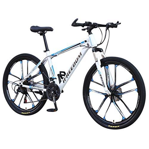 Floweworld Dirt Bike Mountain Bike Exercise Bike Road Bike Mens Bike Girls Bike 26 Inch 21-speed Mountain Bike Bicycle…