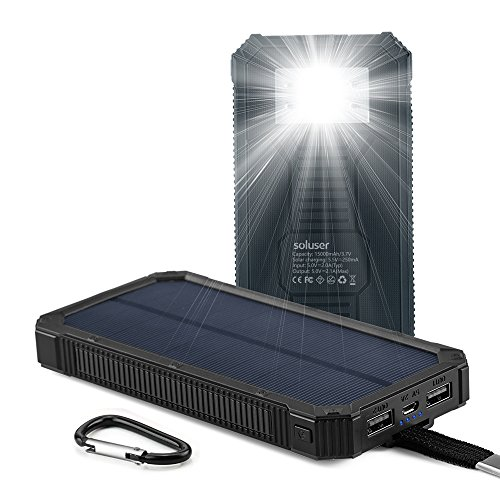 Solar Energy Iphone Charger - 8